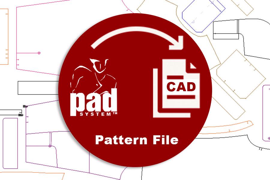 CAD Pattern Conversion