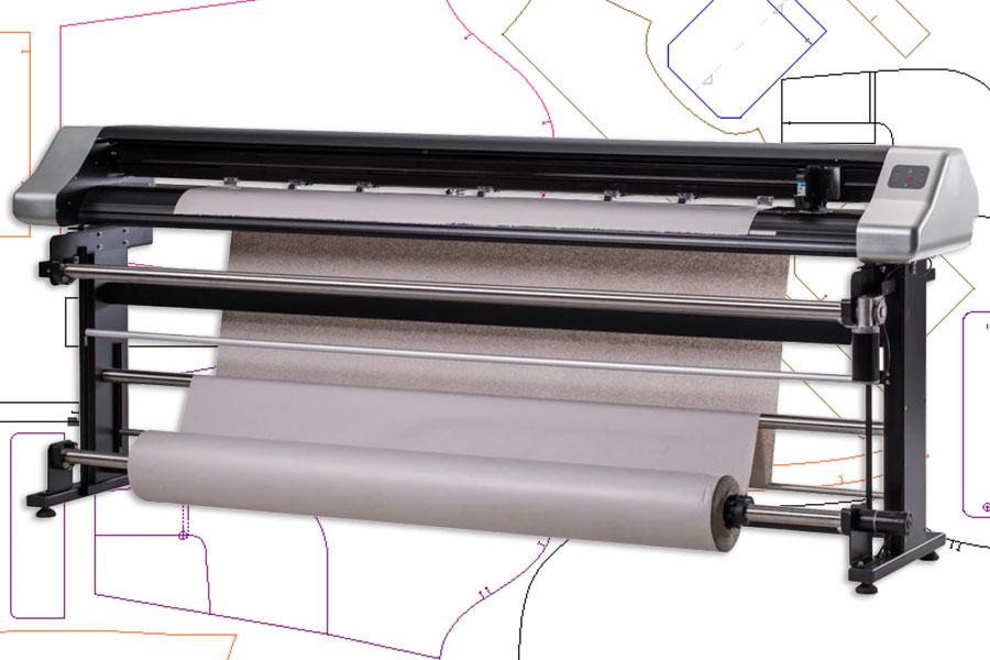Paper Pattern or Marker Plot