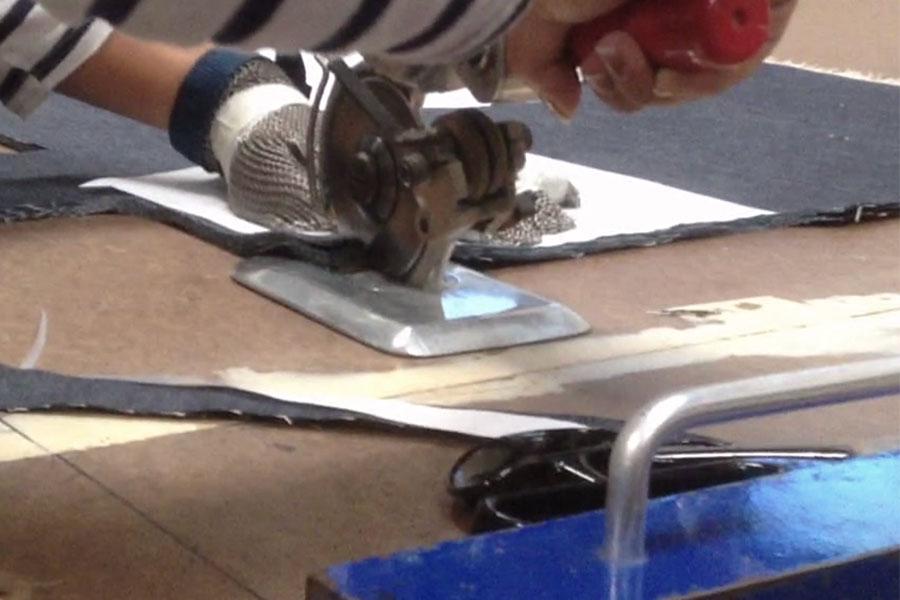 Sample Cutting